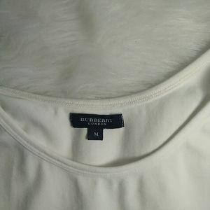 Burberry Tops - Burberry London Sleeveless Logo Top M